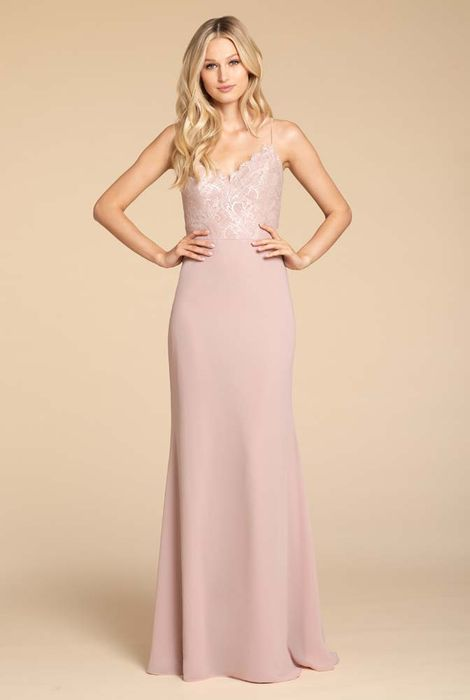 Hayley Paige Occasions BRIDESMAID DRESSES: Hayley Paige 5905