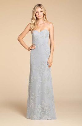 Hayley Paige Occasions BRIDESMAID DRESSES: Hayley Paige 5907