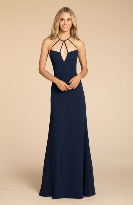 Hayley Paige Occasions BRIDESMAID DRESSES: Hayley Paige 5911
