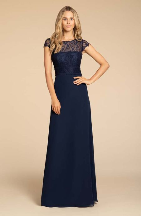 Hayley Paige Occasions BRIDESMAID DRESSES: Hayley Paige 5917