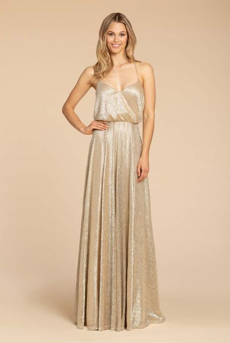 Hayley Paige Occasions BRIDESMAID DRESSES: Hayley Paige 5953