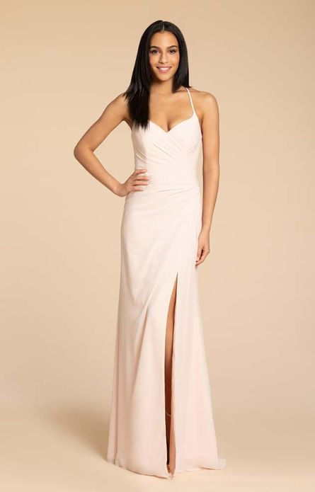 Hayley Paige Occasions BRIDESMAID DRESSES: Hayley Paige 5955