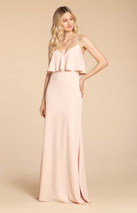 Hayley Paige Occasions BRIDESMAID DRESSES: Hayley Paige 5956