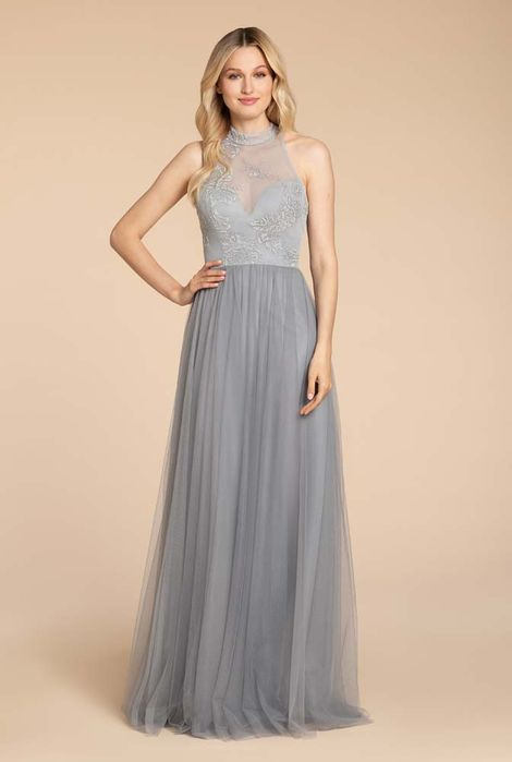 Hayley Paige Occasions BRIDESMAID DRESSES: Hayley Paige 5960