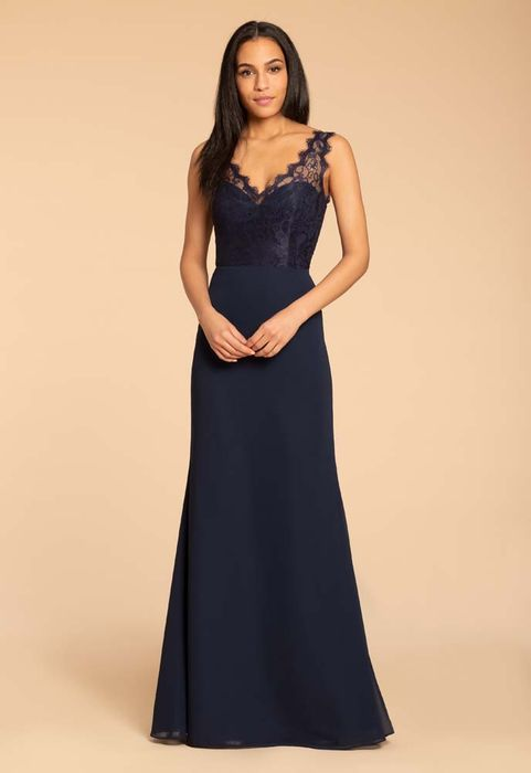 Hayley Paige Occasions BRIDESMAID DRESSES: Hayley Paige 5963