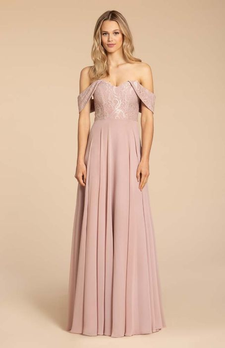 Hayley Paige Occasions BRIDESMAID DRESSES: Hayley Paige 5965