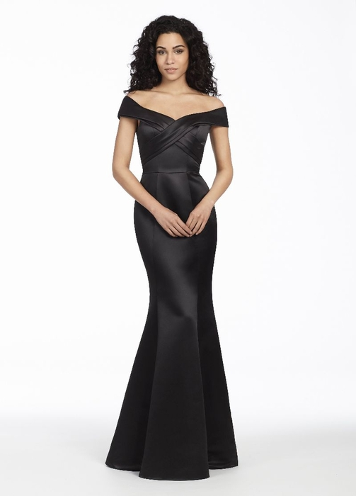 HAYLEY PAIGE OCCASIONS DRESSES: HAYLEY PAIGE 5754