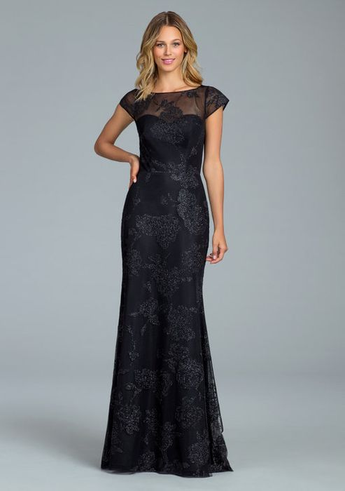 HAYLEY PAIGE OCCASIONS DRESSES: HAYLEY PAIGE 5818
