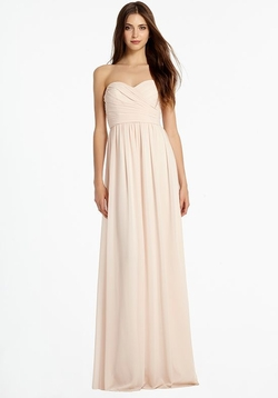 MONIQUE LHUILLIER BRIDESMAID DRESSES: MONIQUE LHUILLIER 450017 MADELINE