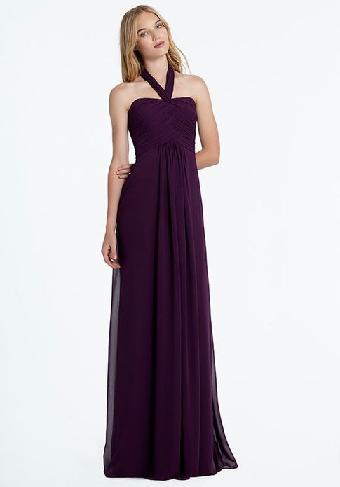 MONIQUE LHUILLIER BRIDESMAID DRESSES: MONIQUE LHUILLIER 450021 JORDAN