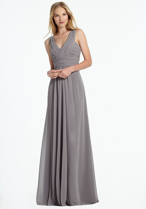 MONIQUE LHUILLIER BRIDESMAID DRESSES: MONIQUE LHUILLIER 450067 REBECCA