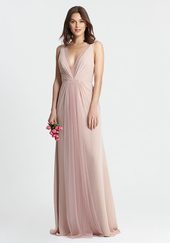 MONIQUE LHUILLIER BRIDESMAID DRESSES|MONIQUE LHUILLIER 450381 ...