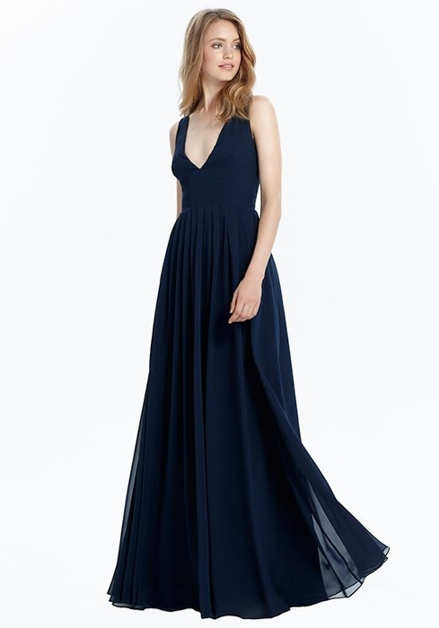 MONIQUE LHUILLIER BRIDESMAID DRESSES: MONIQUE LHUILLIER 450459 KATE