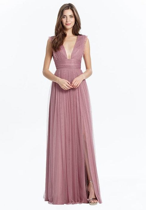 MONIQUE LHUILLIER BRIDESMAID DRESSES: MONIQUE LHUILLIER 450468 ISLA
