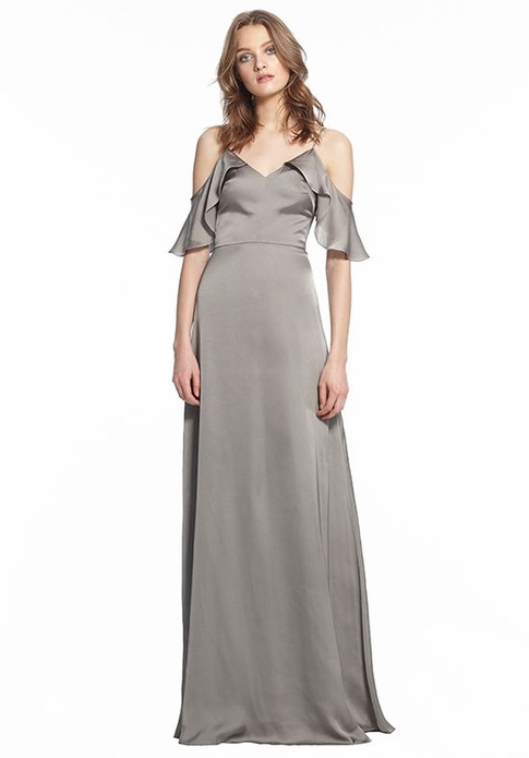 MONIQUE LHUILLIER BRIDESMAID DRESSES: MONIQUE LHUILLIER 450492 ISABEL