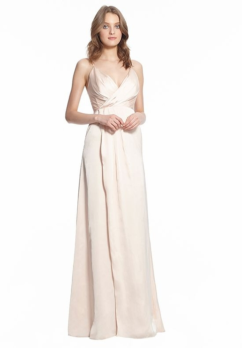 MONIQUE LHUILLIER BRIDESMAID DRESSES: MONIQUE LHUILLIER 450496 IRIS