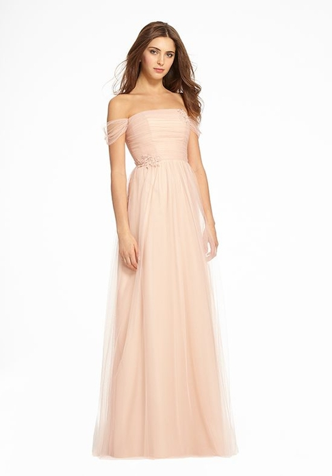 MONIQUE LHUILLIER BRIDESMAID DRESSES: MONIQUE LHUILLIER 450536 BEATRIX