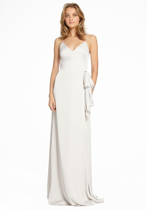 MONIQUE LHUILLIER BRIDESMAID DRESSES: MONIQUE LHUILLIER 450549 MEADOW