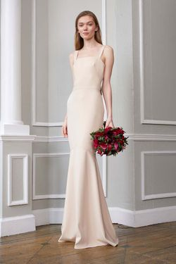 MONIQUE LHUILLIER BRIDESMAID DRESSES: MONIQUE LHUILLIER 450615 CELINE