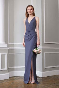 MONIQUE LHUILLIER BRIDESMAID DRESSES: MONIQUE LHUILLIER 450617 KAYLEE