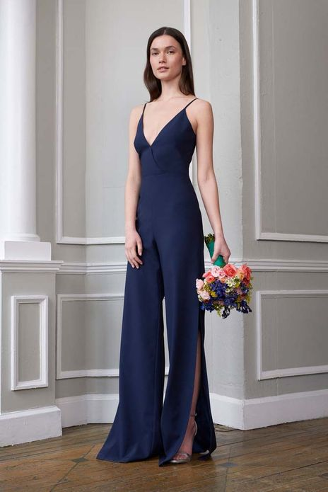 MONIQUE LHUILLIER BRIDESMAID DRESSES: MONIQUE LHUILLIER 450621 BECKETT