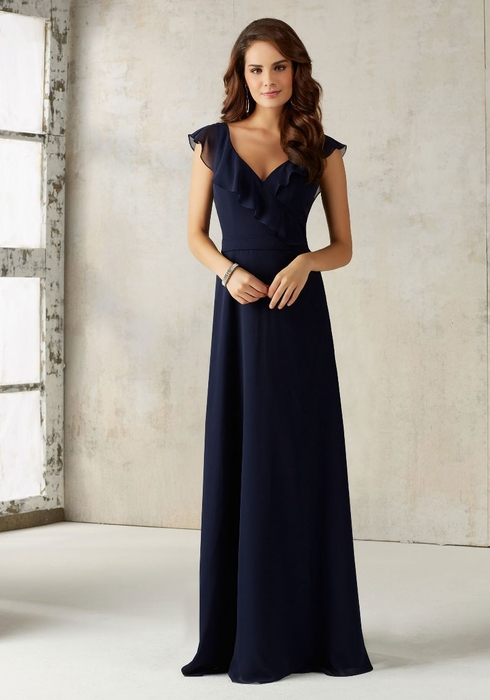 Mori Lee BRIDESMAID DRESSES: Mori Lee 21527