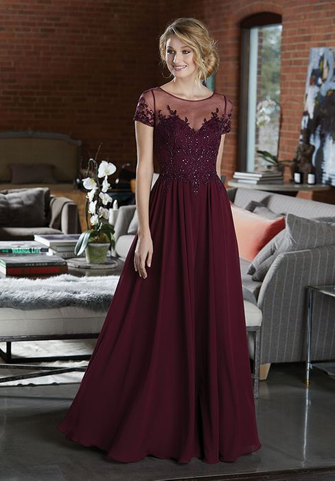 Mori Lee BRIDESMAID DRESSES: Mori Lee 21585