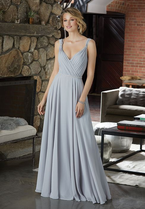 Mori Lee BRIDESMAID DRESSES: Mori Lee 21588