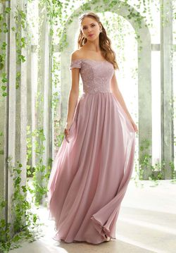 Mori Lee BRIDESMAID DRESSES: Mori Lee 21602