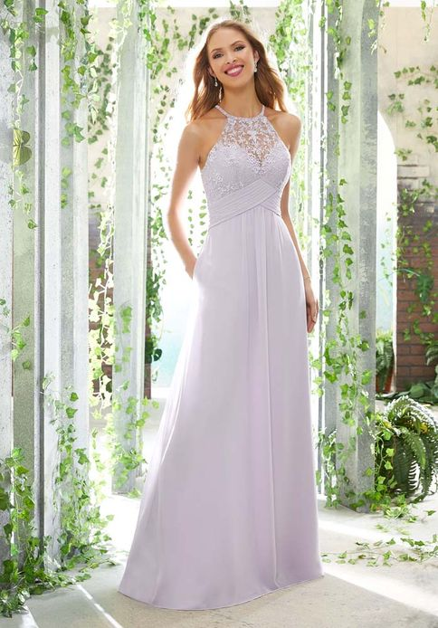 Mori Lee BRIDESMAID DRESSES: Mori Lee 21604