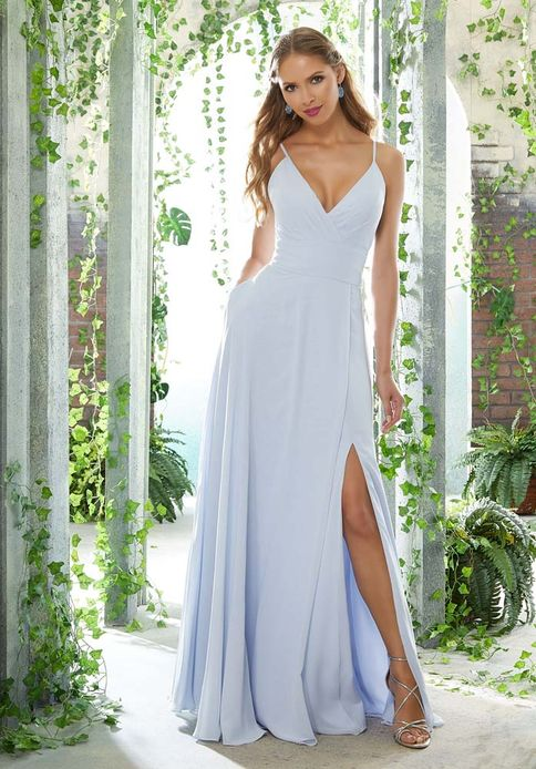 Mori Lee BRIDESMAID DRESSES: Mori Lee 21607