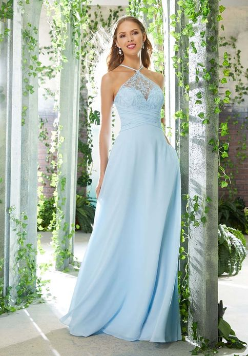 Mori Lee BRIDESMAID DRESSES: Mori Lee 21609