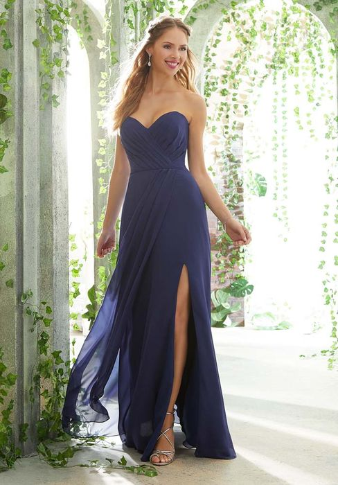 Mori Lee BRIDESMAID DRESSES: Mori Lee 21611