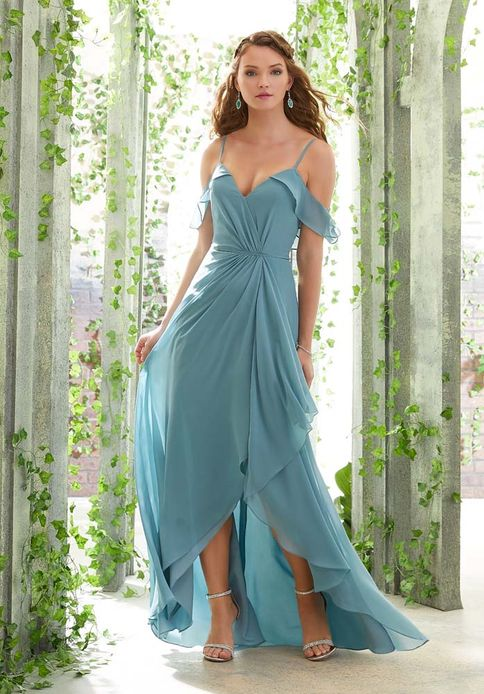 Mori Lee BRIDESMAID DRESSES: Mori Lee 21615
