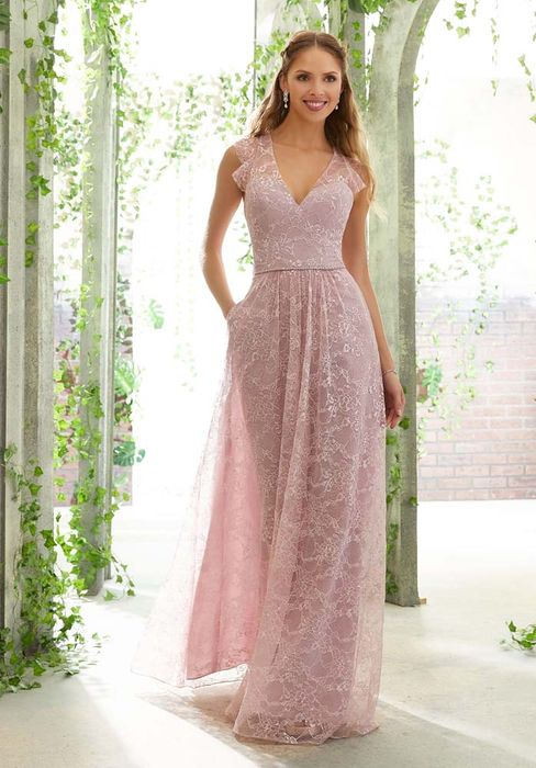 Mori Lee BRIDESMAID DRESSES: Mori Lee 21620