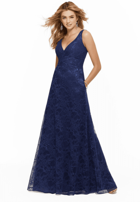 Mori Lee BRIDESMAID DRESSES: Mori Lee 21637