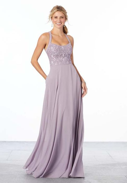 Mori Lee BRIDESMAID DRESSES: Mori Lee 21665