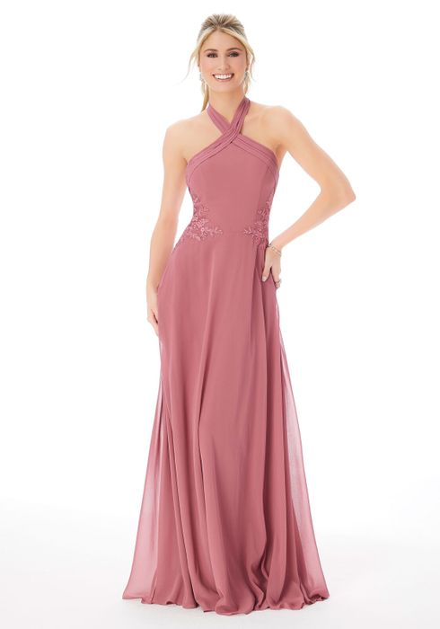 Mori Lee BRIDESMAID DRESSES: Mori Lee 21693