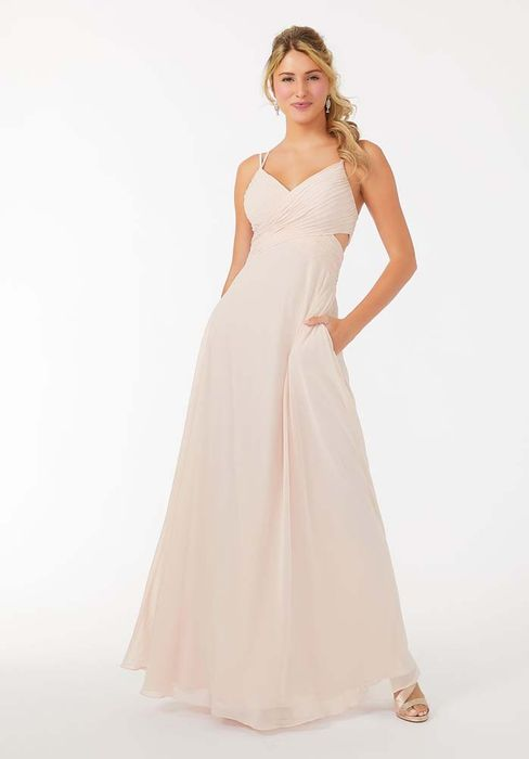 Mori Lee BRIDESMAID DRESSES: Mori Lee 21702