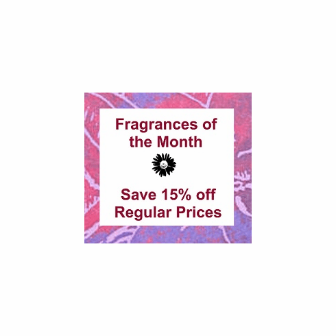 1/8 OZ Fragrance of the Month