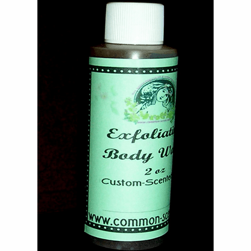 Exfoliating Body Wash 2oz