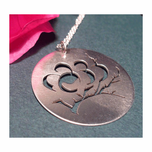 Kayo Designs Bonsai Pendant Necklace