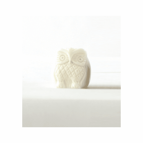 Kris Nations Owl Ring (Ivory)
