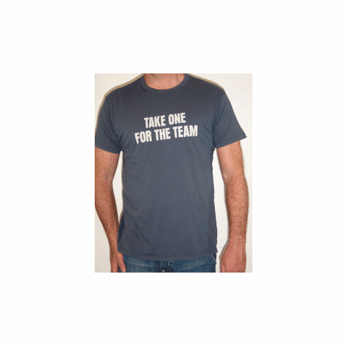 """Project E """"Take One For the Team"""" Tee"""