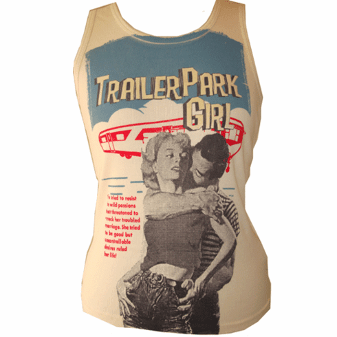 Scanty Trailer Park Girl Tank