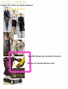 Second City Style - Retail Therapy - Fashionbliss.com