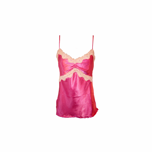 "Sweetees ""Chrissy"" Pink Cami"