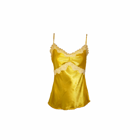 "Sweetees ""Chrissy"" Yellow Cami"