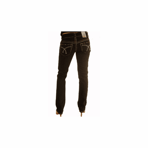 Tag + Black Slim Fit 5 Pocket Skinny Jean