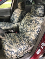 Digital Camouflage Seat Cover Set - $159.95